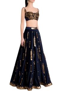 sapphire-italian-jersery-izu-skirt-with-araki-skein