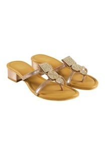 brown-pu-kini-diamond-studded-slip-on-sandal