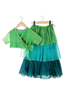 blue-green-tiered-maxi-skirt-with-wrap-blouse