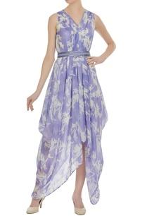 block-printed-sleeveless-maxi-dress