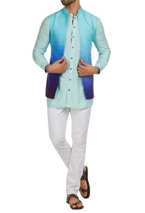 raw-silk-nehru-jacket-with-kurta-pants