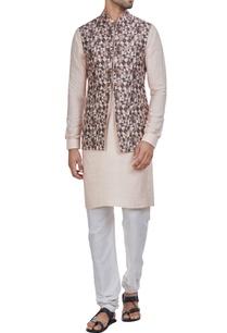 raw-silk-geometric-pattern-nehru-jacket-set