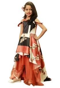 flower-print-dress-with-hi-low-hemline