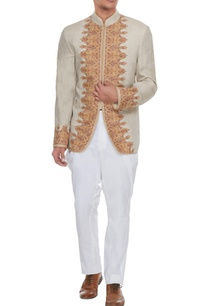 beige-ivory-kashmiri-embroidered-jacket
