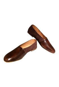 brown-woven-leather-handcrafted-flip-side-shoes