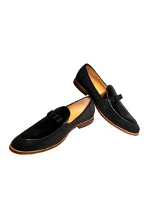 black-velvet-patent-leather-handcrafted-kiltie