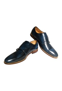 blue-leather-handcrafted-double-monk
