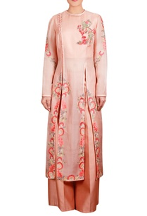 peach-organza-straight-jacket-with-inner-flared-pants