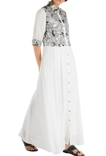 white-panel-style-maxi-shirt-dress