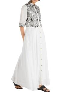 white-panel-style-maxi-shirt-dress