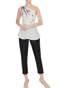 white-one-shoulder-peplum-moss-georgette-blouse