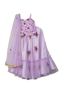 purple-net-satin-floral-hand-embroidered-lehenga-set