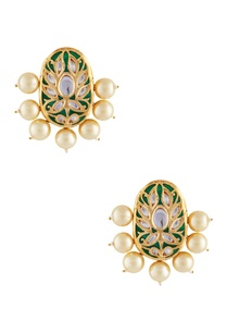 meena-work-circular-earrings