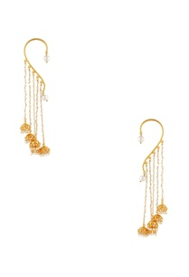 ear-cuffs-with-dangling-jhumka-accents