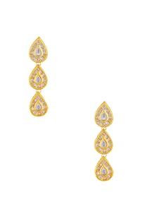 tear-drop-shaped-dangling-earrings