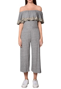 grey-bardot-layered-jersey-jumpsuit
