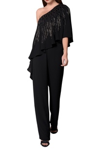 black-moss-crepe-waterfall-drape-jumpsuit