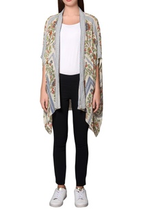 multicolored-georgette-garden-printed-front-open-jacket