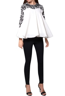 white-pleated-moss-crepe-style-embroidered-blouse