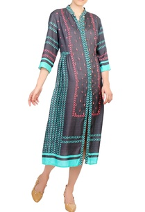 grey-blue-printed-crepe-silk-midi-dress