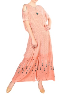 peach-crepe-silk-printed-jumpsuit