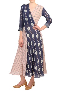 blush-pink-blue-printed-wrap-crepe-silk-dress