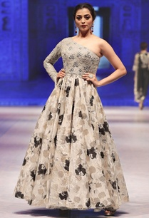 grey-silver-cutdana-embroidered-one-shoulder-gown