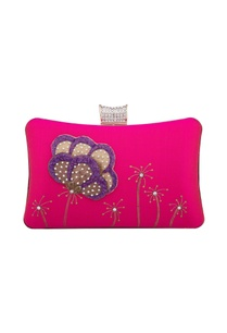 pink-floral-patchwork-detail-clutch