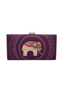 mauve-butterfly-bead-hand-embroidered-elephant-box-clutch