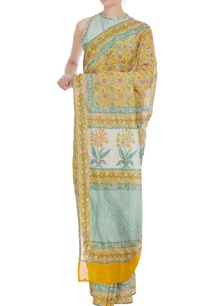 jaipuri-printed-chanderi-saree-with-blouse