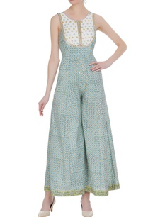 jaipuri-printed-hand-embroidered-jumpsuit