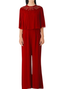 red-georgette-jumpsuit-with-embroidered-floral-motifs