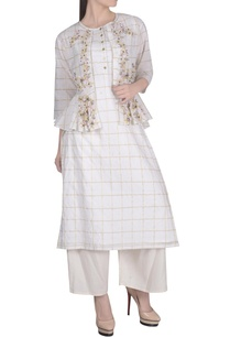 ecru-lurex-chanderi-embroidered-jacket-with-sleeveless-kurta-palazzos