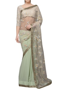 pastel-green-floral-embroidered-net-saree-with-blouse