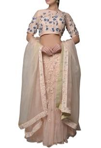 pastel-pink-organza-sequin-dori-embroidered-lehenga-set