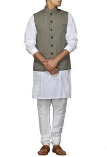 classic-grey-nehru-jacket