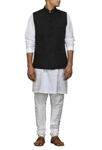 black-diamond-quilted-nehru-jacket