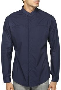 classic-navy-blue-shirt