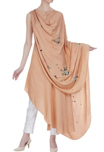 draped-tunic-with-asymmetric-hemline