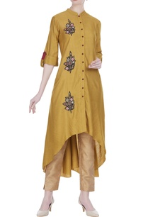 patchwork-tunic-with-asymmetric-hemline