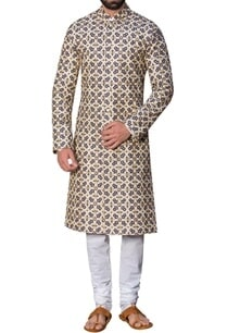 embroidered-sherwani-with-malmal-kurta-churidar