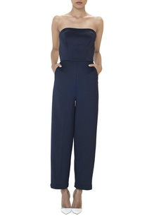 navy-blue-strapless-jumpsuit