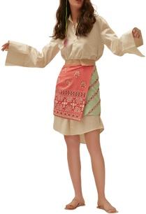 coral-twill-abla-work-skirt