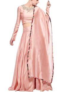 blush-pink-pearl-embroidered-lehenga-set
