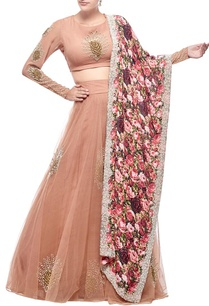 nude-rose-embroidered-printed-lehenga-set