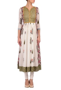 white-green-floral-foliage-printed-tunic-with-churidar