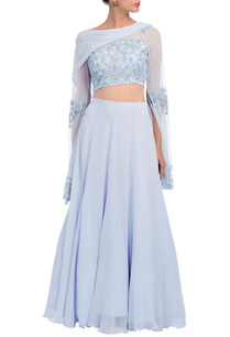 ice-blue-embellished-lehenga-set