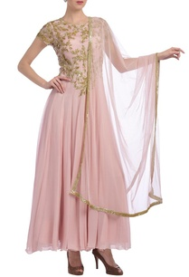 carnation-pink-gold-floral-embroideredanarkali