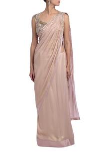 pale-pink-silver-shimmer-embellished-sari
