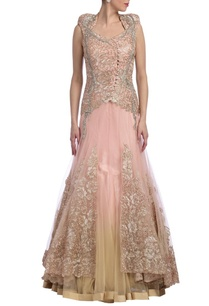 light-pink-gold-floral-embroidered-jacket-lehenga-set